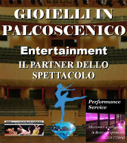Giuielli in palcoscenico entertainment